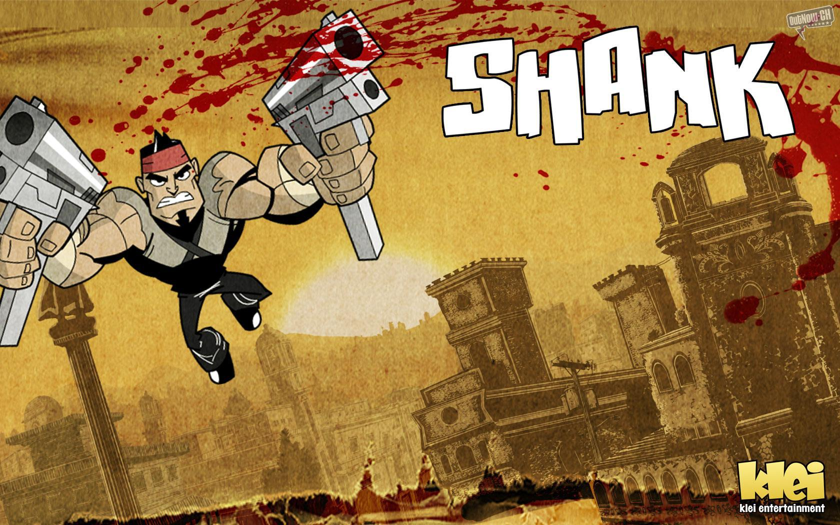 Sunça nos games – Shank (2010)
